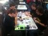 Rund 20 Spieler traten bei der Battle Road an, um sich Punkte und Preise zu erspielen.