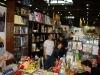 Der Verkaufsstand der City Comics
