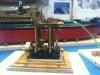 Auch ganz toll anzusehen, eine Miniaturhydraulikpumpe.