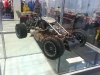 Ein Dirt Racer Modell Marke Mad Max.