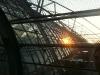 Wir haben für euch mal am Ende des 3ten Messetags den Sonnenuntergang fotgrafiert!