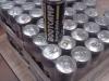 Die erste Lieferung des Bootcamp Energy-Drinks