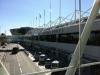 Sonniges Wetter im Flughafen Nizza!