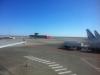 Unendliche Weiten auf dem Flughafen!
