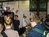 Der Andrang am kleinen Verkaufsstand der City Comics war super besucht!