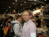 Henrik vor dem Start der City Comics