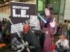 Rebecca und Begleitung cosplayn Darth Maul & Anakin Skywalker!