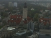 Hier sehen wir den Leipziger Rathausturm.