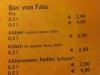 Ein echter Klassiker: Maredo-Speisekarten in Köln!