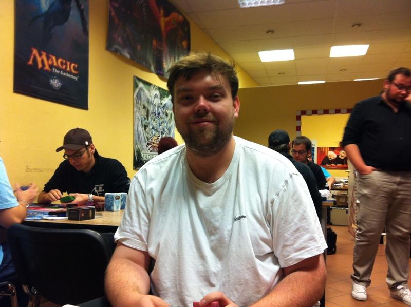 Christian Kretschmer vertraute auf ein Deathlord Kor'ush Deck!