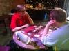 Bartosz nun zurück an Tisch 27!