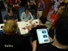 Während des Finals hielt Oli die Verfolger der Bootcamp-Facebook-Seite auf dem Laufenden!