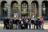 Das Top 8 Foto vor dem Hauptbahnhof in Antwerpen