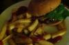Wie immer mussten wir die lokale Küche testen, die sich in Amerika insbesondere durch die Größe der Portionen auszeichnet!