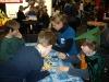 Die Spielunterlagen halfen beim Erlernen des Spiels