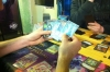 Auch ohne Foils bringt man Karten im richtigen Winkel zum Glänzen!