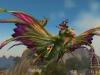 Der Amani-Drachenfalke gehört eindeutig zu den cooleren Mounts