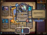 Offensichtlich ist es auch möglich, die Karten während eines Spiels genauer zu betrachten.