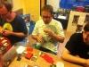 Ein Minion an Tisch 3