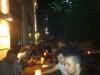 Am ersten Abend waren wir über 30 Mann und heizten den Mädels im Enchilada ordentlich ein