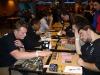 Ronny trat in Runde 3 gegen Olis Gegner an - der spielte 35 Karten und zog auf Turn 7 immer Avatar of the Wild rein