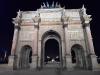 Der Arc de Triomphe durfte natürlich auch nicht fehlen