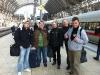 Umstieg in Frankfurtf
