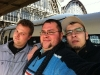 Ronny, Christian und Schmalle