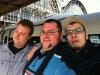 Ronny, Christian und Schmalle