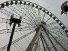 Am Sonntag ging's auf's Manchester Wheel