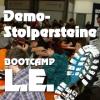 Demo-Stolpersteine