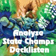 State Championship Decklisten-Analyse – Teil 2