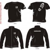 Die neuen Bootcamp-Shirts gehen in den Druck