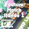 DM Feature Match Runde 1: Roman Carballo-Perez vs. Michael Böhm