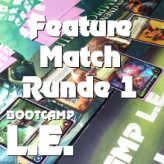DM Feature Match Runde 1: Roman Carballo-Perez vs. Michael Böhm