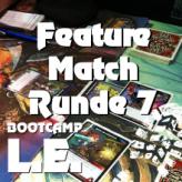 Feature Match Runde 7: Dirk Sparr vs. Jan Kren