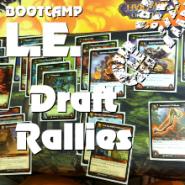Draft Rallies und Brewfest
