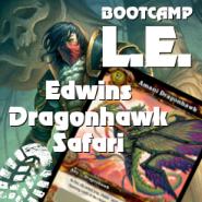 Edwins Dragonhawk Safari in Bochum