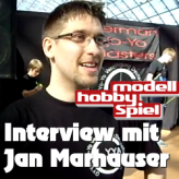 Interview mit Jan Marhauser
