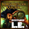 Das Bootcamp L.E. spielt Korsaren der Karibik