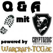 Q & A mit Cryptozoic