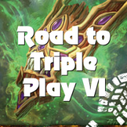 Road to Triple Play VI in vollem Gange!