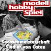 12. Sächsische Meisterschaft der Siedler von Catan