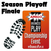 Das Finale der Season Playoffs