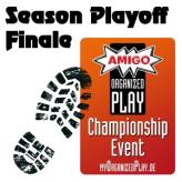 Das Finale der Season Playoffs
