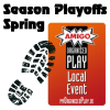 Season Playoff Events Spring 2011