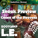 Sneak Preview Crown of the Heavens