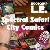 Die Spectral Safari im City Comics
