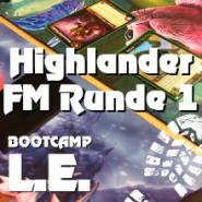 Feature Match Runde 1: Stefan Walther vs. Mya Escher