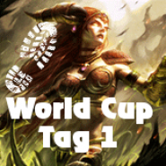 Anreise und Tag 1 World Cup Paris